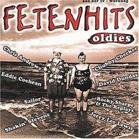 Fetenhits-Oldies (1999) Chris Andrews, Mungo Jerry, Eddie Cochran, Chub.. [2 CD]