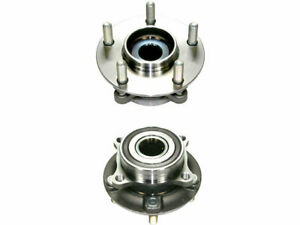 For 2008-2015 Mitsubishi Lancer Wheel Hub Assembly Front Centric 45658GP 2011