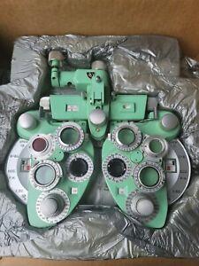 Ramaco Phoroptor Model 11320 Serial AG9890 Vintage optical optometry