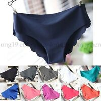 Women Soft Underpants Seamless Lingerie Briefs Hipster Underwear Panties /@#