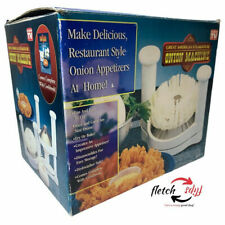 Great American Steakhouse Onion Machine Blooming Onion Maker Slicer