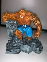 "Marvel Fantastic Four The Thing Launcher 2006 Playmates Toys 5"" Figure Statue"