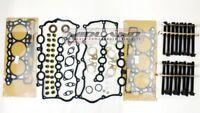 LANDROVER DISCOVERY 3 2.7 TDi V6 HEAD GASKET SET HEAD GASKETS BOLTS 24V TDV6