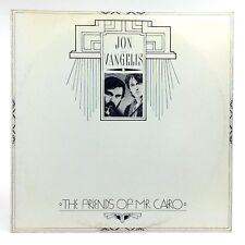 1981 Jon Vangelis Friend Mr Cairo PD-1-6326 Polydor Vinyl LP Album Record I204