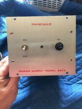 Fairchild 667 II Power Supply, Reverbetron Dynamic Reverb System, Vintage