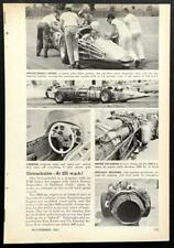 Untouchable jet powered Dragster 1962 pictorial Romeo Palamides