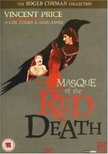 Masque of The Red Death 5060034579274 DVD Region 2 P H