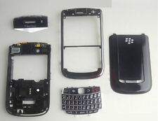 Black Housing cover faceplate case fascia facia for BLACKBERRY 9650
