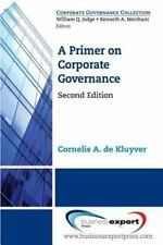 Corporate Governance: A Primer on Corporate Governance, Second Edition by...