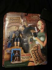 Playmates Tomb Raider Adventure of Lara Croft 1999 Faces the deadly Great White
