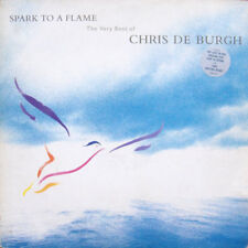 CHRIS DE BURGH ( NEW SEALED CD ) SPARK TO A FLAME / VERY BEST OF / GREATEST HITS
