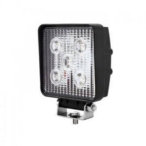 LED Autolamps 15W LED Flood Work Boat Van Light Lamp Scene Lighting 12-24v BNIB