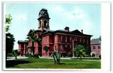 Early 1900s State Normal School and Annex (now SJSU) San Jose, CA Postcard