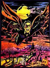1970s Vampire black light poster replica magnet - new!