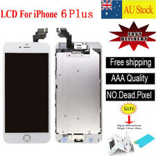 For iPhone 6 Plus LCD Screen Touch Digitizer Full Assembly replacement white