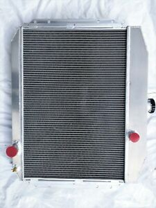 3 ROW Aluminum Radiator 1961-1964 Ford F100 F250 F350 Pickup L2 Engine