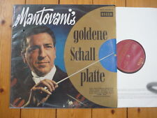 MANTOVANI Mantovani's Goldene Schallplatte DECCA LP