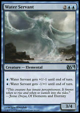 MTG 2x WATER SERVANT - SERVITORE D'ACQUA - M14 - MAGIC
