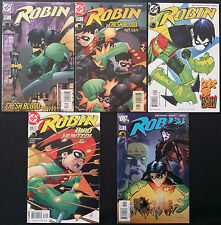 Robin 132 133 134 135 139 DC Comics USA 2005 (Batman spin-off title)