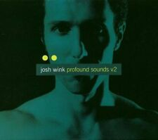 JOSH WINK Profound Sounds 2CD NEW/SEALED Swayzak Lil Louis Dave Clarke Rithma