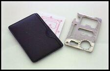 Credit Card Emergency Survival Tool 11 Function NIP