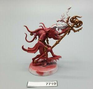 Warhammer 40k Age of Sigmar Chaos Daemons Herald of Tzeentch 7719