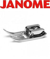 Janome Straight Sew Zig Zag Foot (A Foot) - NEW 5mm Elna Brother Clip-On