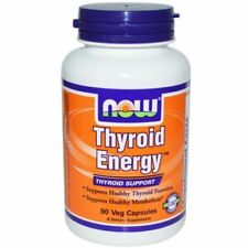 Now Foods Thyroid Support 90caps UK FREEPOST Synergy