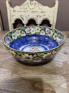 Maling Blue Lusre Bowl
