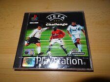 UEFA SFIDA 2001 PS1 - SIGILLATO NUOVO PAL VERSIONE