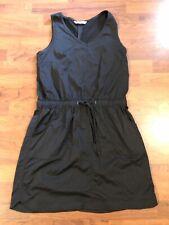 The North Face Aphrodite Sun Dress Tie Waist Black Women's Medium