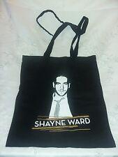 Shayne Ward Breathless Tour Black Tote Bag Coronation Street Excellent Condition