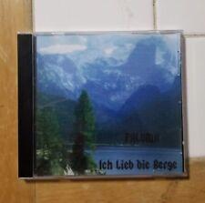 Paloma - Ich Lieb die Berge, Local Indie Artist, Chicago CD