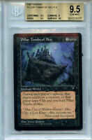 MTG Pillar Tombs of Aku  BGS 9.5 Gem Mint Visions Magic card Amricons 6237
