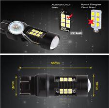 1PCS Vechile Car 3030 Led Chips Bulbs 7443 W21/5W Signal Parking Turn Light Lamp