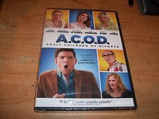 A.C.O.D. Adult Children of Divorce (DVD, 2014) Amy Poehler Comedy Movie NEW