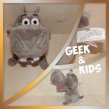 Peluche Gloria - Madagascar - Dreamworks - Hippopotame - Gris - Ref C11
