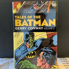 Tales of the Batman Gerry Conway 2, Hardcover by Conway, Gerry; Thomas, Roy; ...