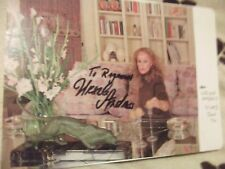 James Bond 007 URSULA ANDRESS hand signed picture