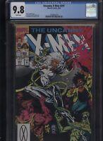 Uncanny X-Men #291 CGC 9.8 -- 1992