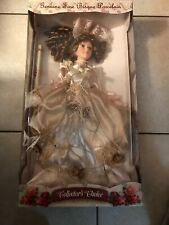 Genuine Fine Bisque Porcelain Doll Collector's Choice