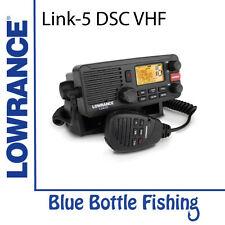 NEW Lowrance VHF MARINE RADIO - LINK-5 from Blue Bottle Fishing