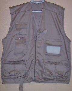 Cortland Fly Fishing Vest size M/L New in Package Lightweight