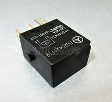 257-MERCEDES-BENZ E M R S Class 4-pin multi-uso Nero RELAY 0025421119 a1001-x42