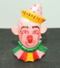 Clown Pencil Sharpener over 2 inches  (15404)