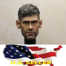 1/6 Neymar head sculpt Brazil soccer for hot toys phicen headplay ❶US seller❶