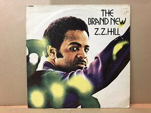 Z.Z. Hill – The Brand New Z.Z. Hill - Contempo – CLP 515