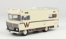 Winnebago Brava camping car beige/brun 1973 1/43 NEO