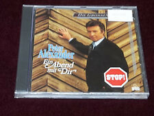 Peter Alexander Ein Abend Mit Dir German Import CD Compact Disc BRAND NEW SEALED
