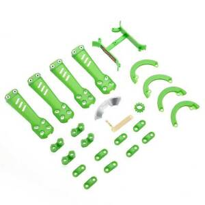 Blade Plastic Kit Green Vortex 230
